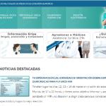 Foto de la web del Colegio de Médicos de Murcia