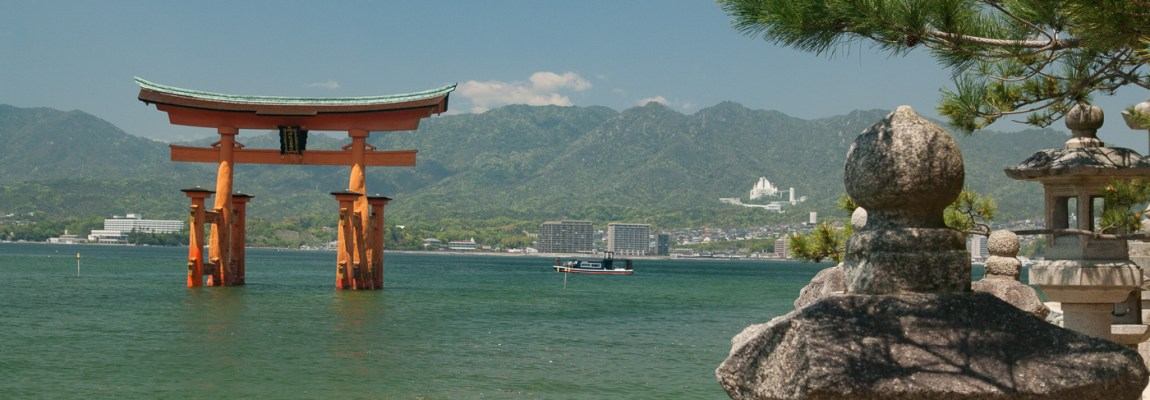 Land of the Rising Sun – Miyajima