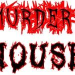 Murder House Card sign Arrow