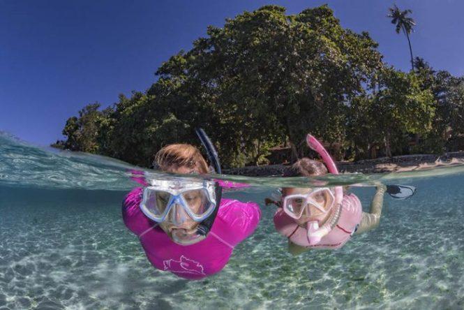 Murex Bangka Island snorkeling