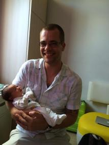 Newborn Leia Rose