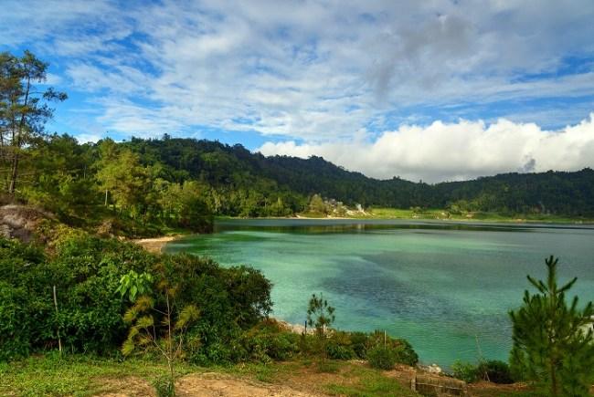Danau Linow, North Sulawesi