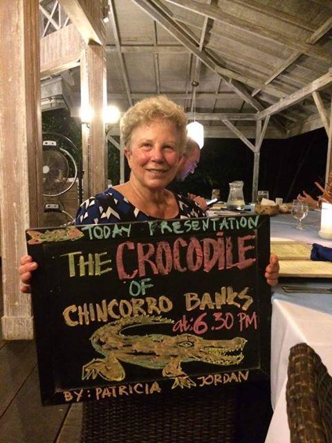 Patricia Jordan in Lembeh Resort