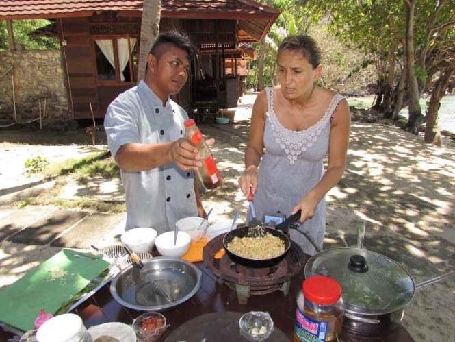 Cooking class Bangka