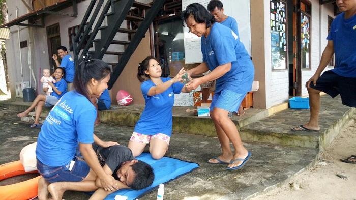 Bangka Rescue Diver