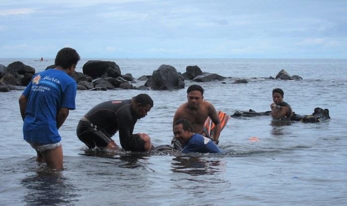 PADI Rescue diver Manado