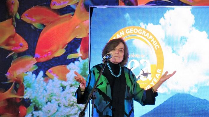 Sylvia Earle Manado