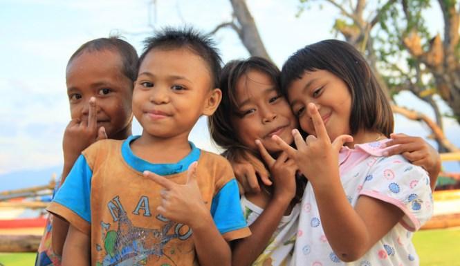 Children North Sulawesi