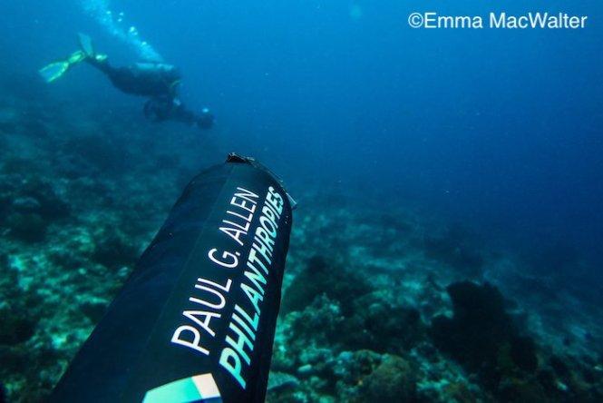 Sea View II underwater camera