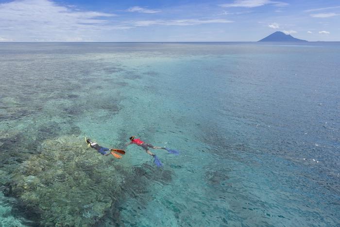 Snorkel Bunaken