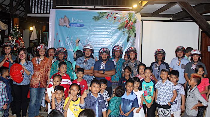 Murex Helmet Prizes