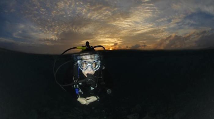 Night Dive Sulawesi