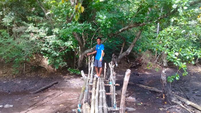 Bangka Village trek
