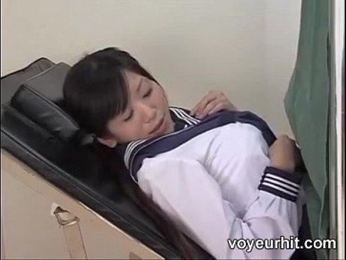 婦人科で変態で鬼畜な医者におまんこに中出しされる優等生系セーラー服娘のれイプ 動画 38.5度 動画