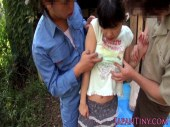 山小屋に拉致されおまんこにザーメンを注入される美少女のれイプ 動画 38.5度無料