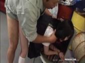 帰宅中の清純系美少女が変質者におまんこを汚されてしまうれイプ 動画 38.5度無料
