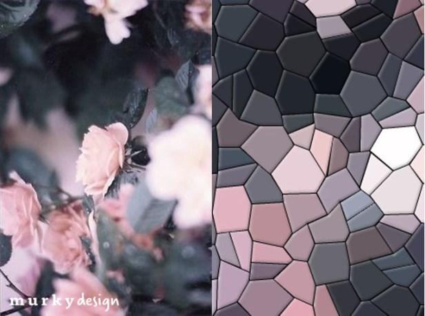 znieksztalcenie mozaika gimp