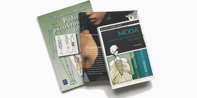 najlepsze książki do projektowania odzieży mody