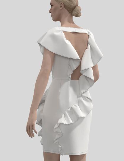 projektowanie odzieży 3D wizualizacje odzieży 3D