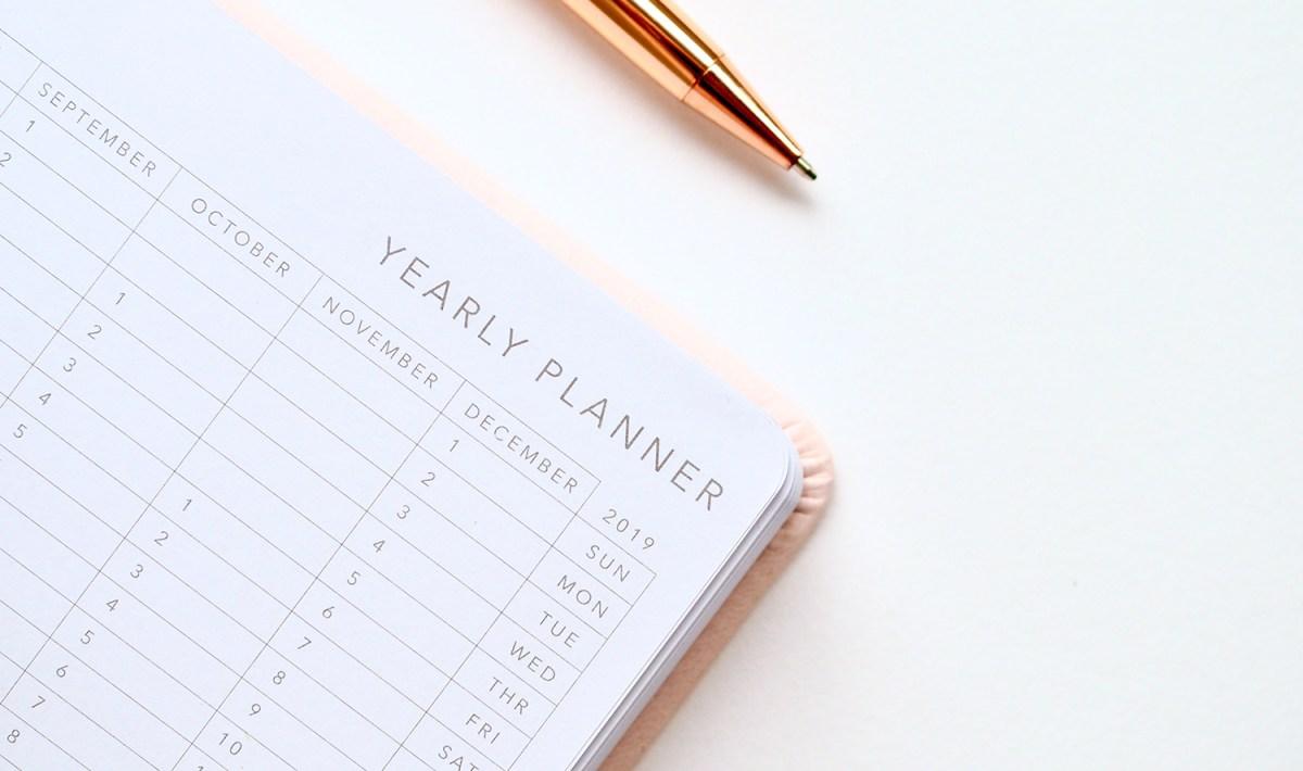 2020年初訂的目標,年底完成了多少?