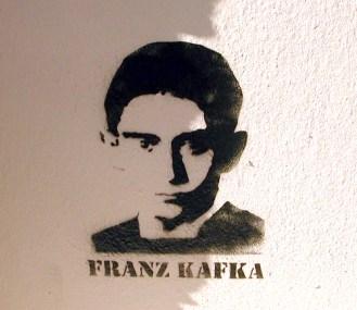 Franz Kafka - Streetart1