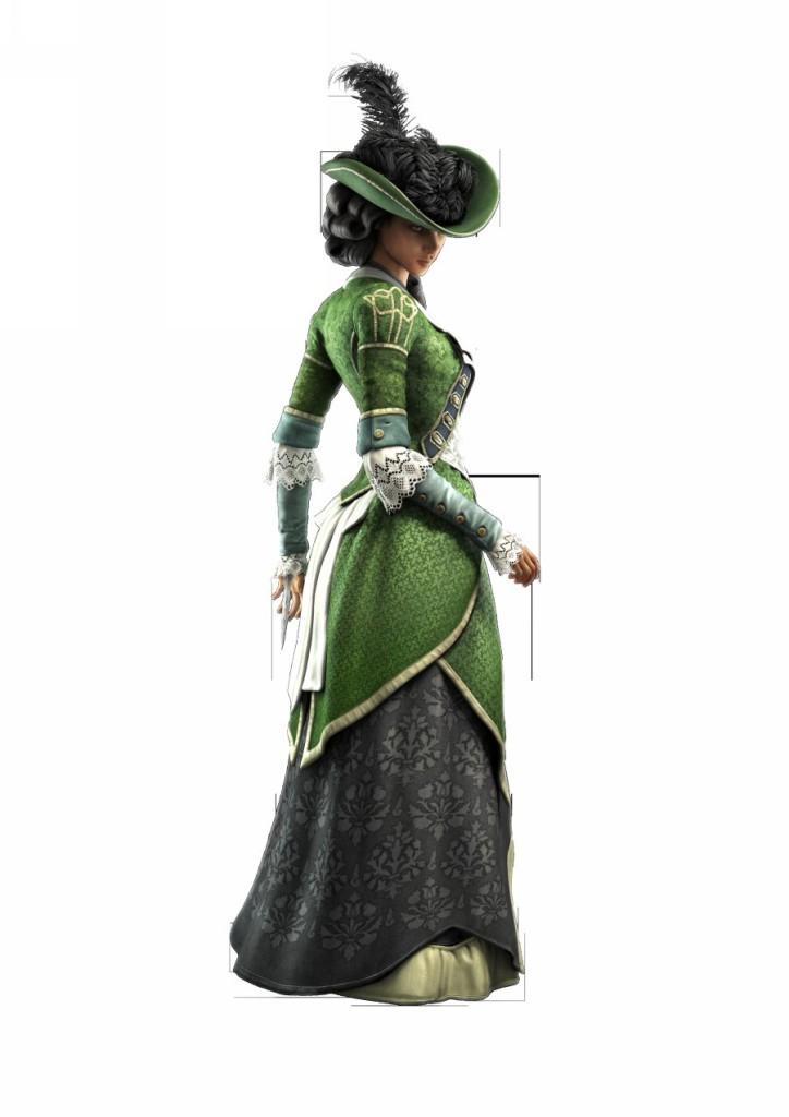 Assassins Creed Liberation HD PC PS3 Xbox 360