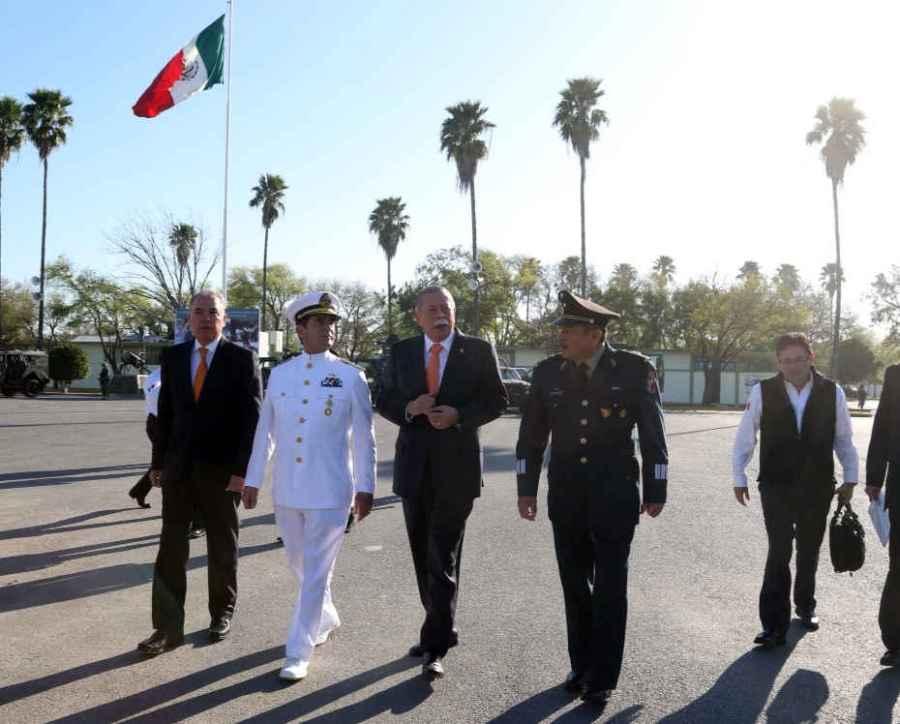 Gobernador en Reynosa