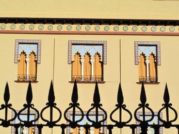 by Puerta Romana