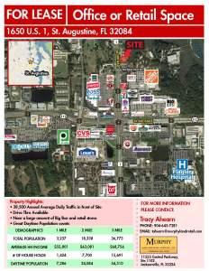 1650 US1 St Augustine FL