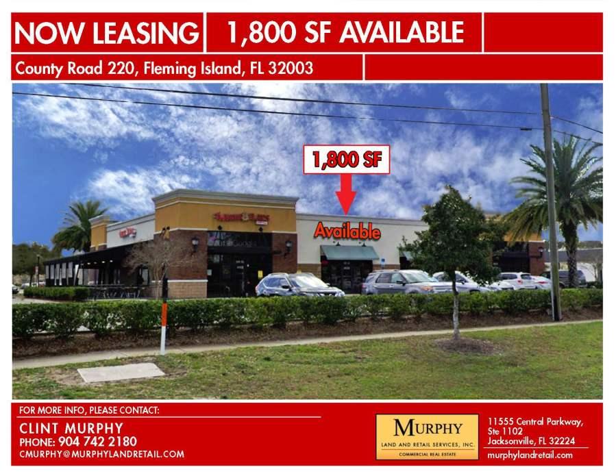 County Road 220, Fleming Island FL, 32003