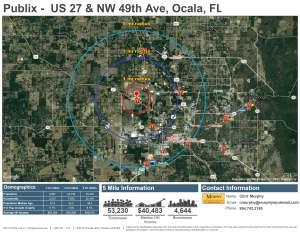 Publix - US 27 & NW 49th Ave, Ocala, FL