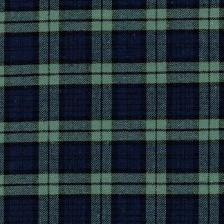 Gleneske Tartan Irish Nightshirt Black Watch