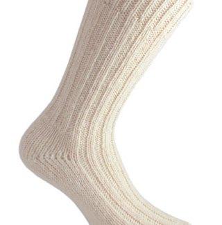 Donegal Tweed Sock - Natural