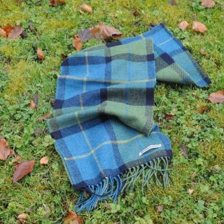 Irish Meadow Tweed Scarf