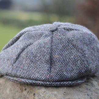 Dublin Newsboy Tweed Cap