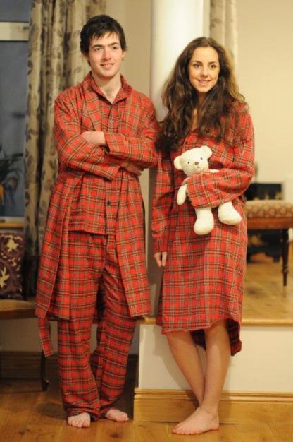 Pyjamas and DressingPyjamas and Dressing Gown Set