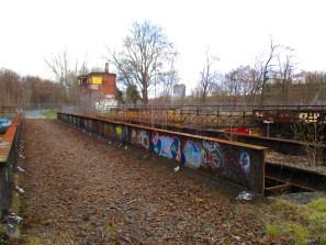 Eine der Yorckbrücken
