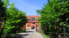 Der Eingang zur Zitadelle