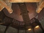 ... und dann zu diesem Treppen gang ...