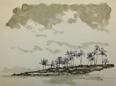 D.Kate Powell - Oahu Palms