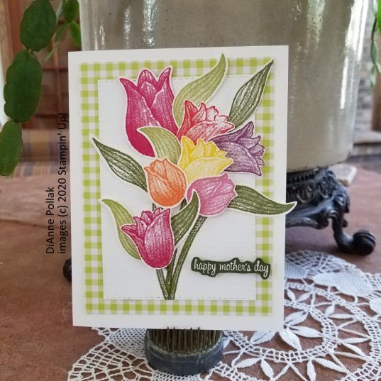 Timeless Tulip Bouquet by Di