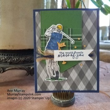 Clubhouse - Golf-Themed Cards (1)