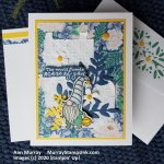 GARDEN GNOME IN BLUE & YELLOW