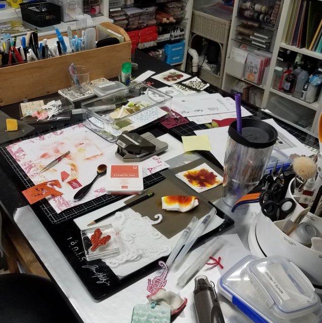 Messy Craftroom
