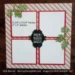 Scrapbook Blog Hop: Holiday Traditions