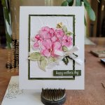 Painting with Stampin' Blends
