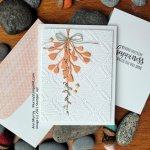8 Cards with Die-cuts & Embossing Folders