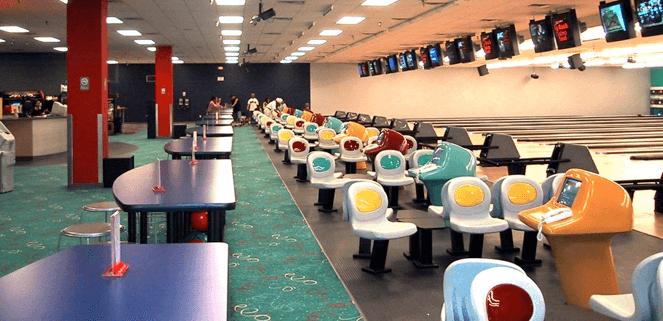 Big Rock Bowling Center