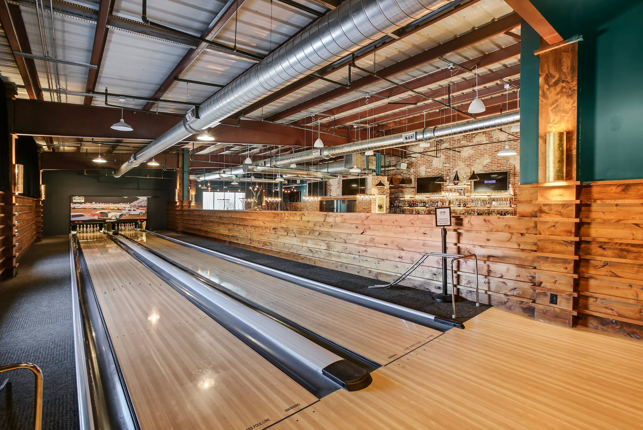Starting a Bowling Alley Business for Less