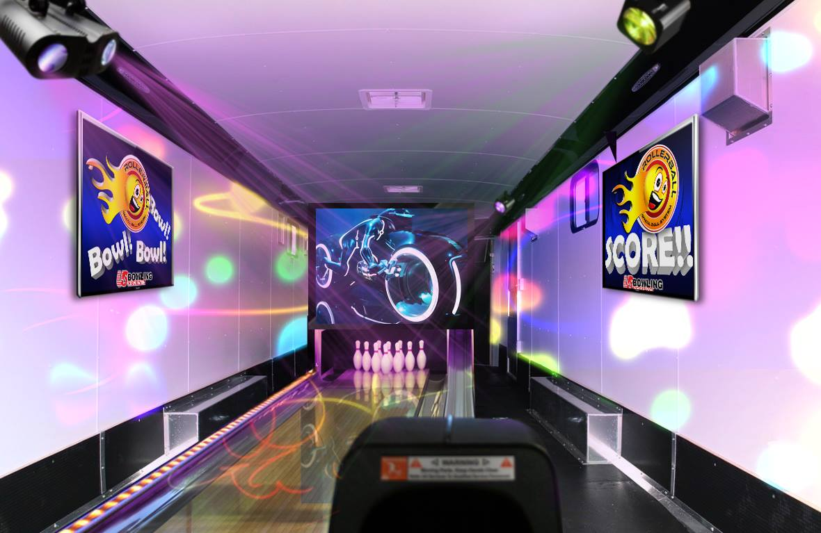 Bowling Party Ideas, Home Bowling Alley
